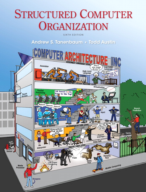 Structured Computer Organization (Subscription)
