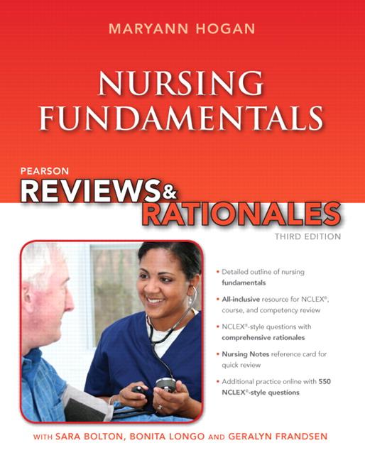 hogan nclex registered nurse evaluation book