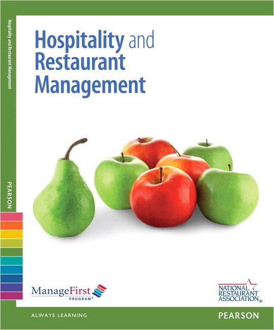Hospitality & Restaurant Management with Answer Sheet and Exam Prep -- Access Card Package, 2nd Edition