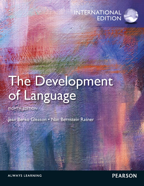 language development 8th edition pdf