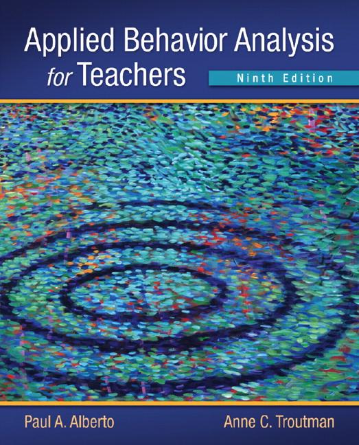 Applied Behavior Analysis for Teachers (Subscription)
