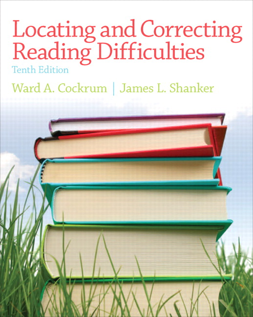 Locating and Correcting Reading Difficulties (Subscription)