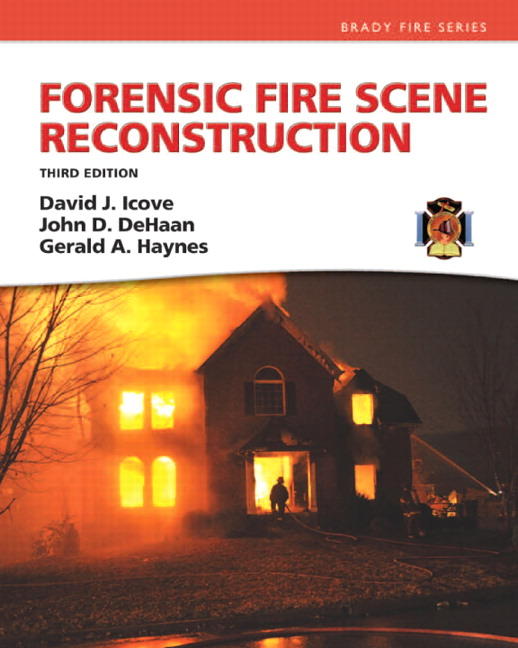 Forensic Fire Scene Reconstruction (Subscription)
