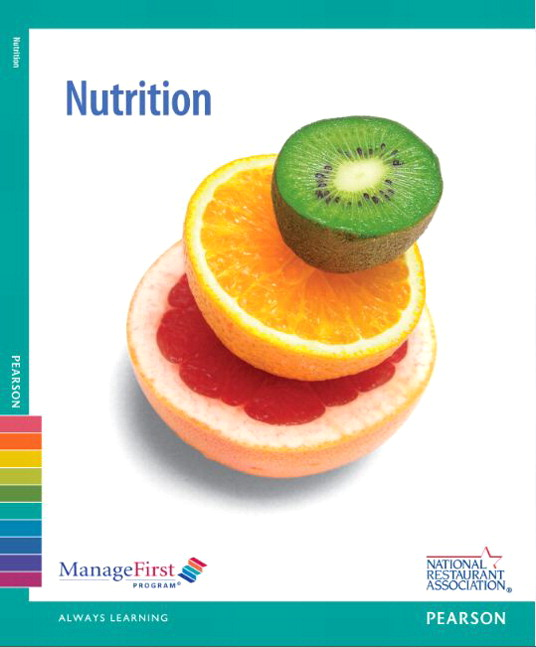 ManageFirst: Nutrition with Answer Sheet, 2nd Edition