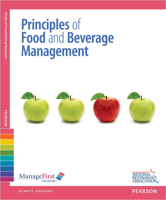Principles of Food and Beverage Management with Online Testing Voucher and Exam Prep -- Access Card Package, 2nd Edition