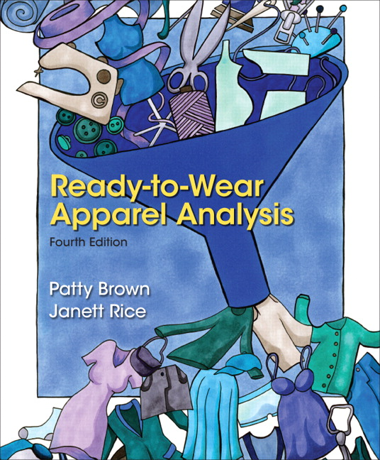 Ready-to-Wear Apparel Analysis, 4th Edition