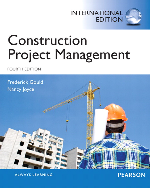 construction project management books pdf