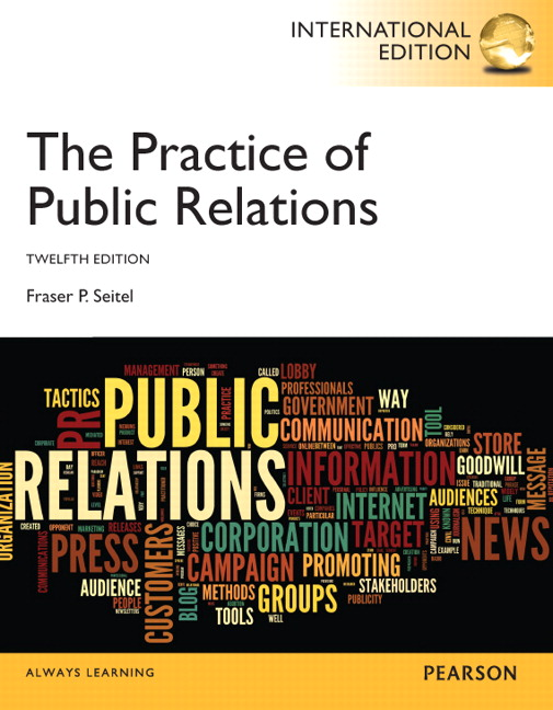 Practice of Public Relations, The (Subscription)