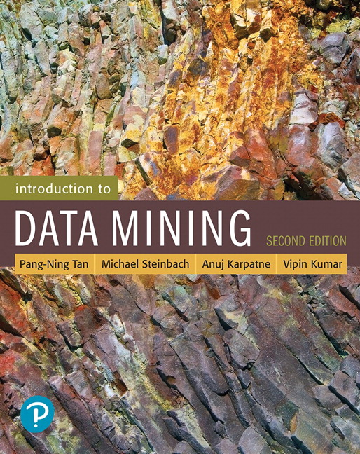 Introduction to Data Mining, 2nd Edition