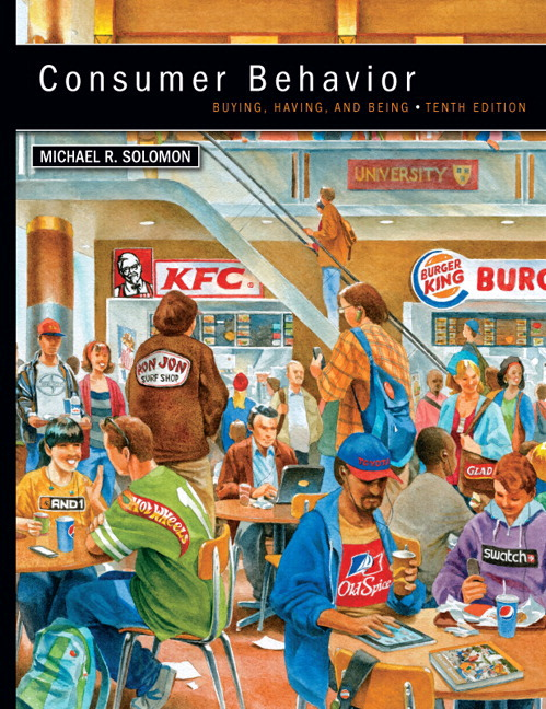 pdf textbook consumer behaviour buying having being 3rd edition