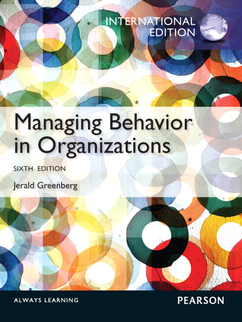Greenberg managing behavior in organizations subscription pearson managing behavior in organizations subscription fandeluxe Images