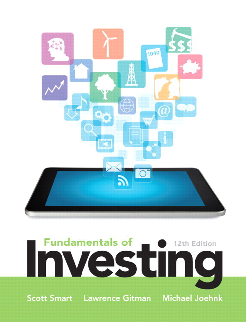 Fundamentals Of Investments Valuation And Management Pdf