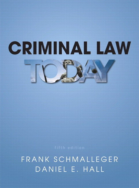 Criminal Law Today, 5th Edition