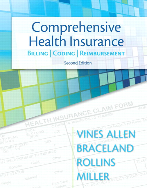 vines braceland rollins miller comprehensive health insurance