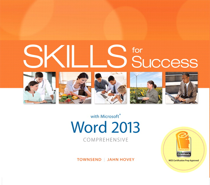 Townsend Hovey Skills For Success With Word 2013 Comprehensive