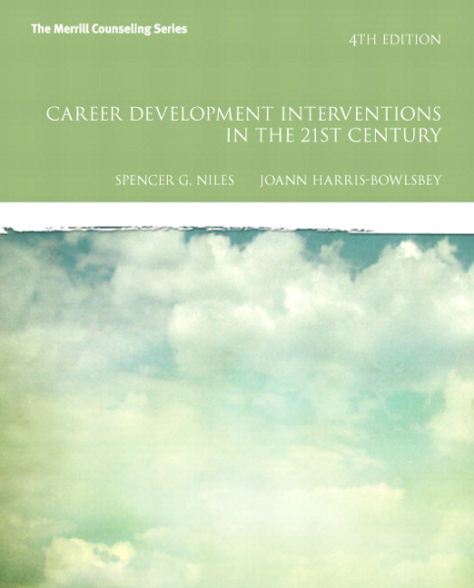Career Development Interventions In The 21st Century Plus NEW MyLab Counseling With Pearson EText