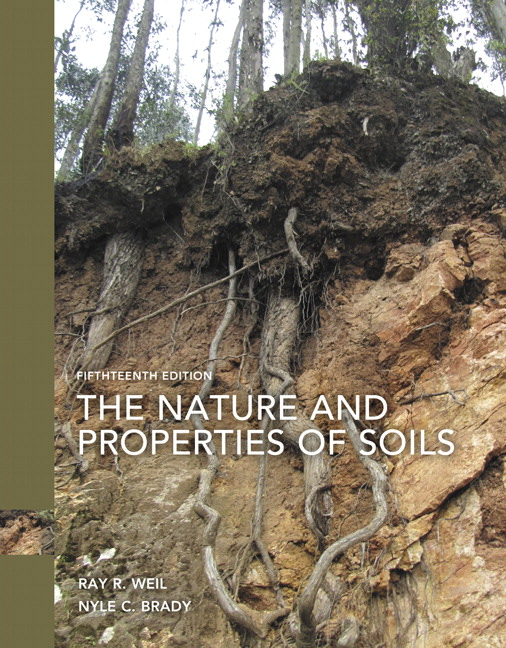 Weil & Brady, Nature and Properties of Soils, The, 15th Edition