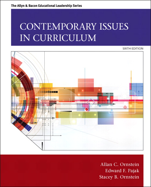 contemporary issues in education pdf