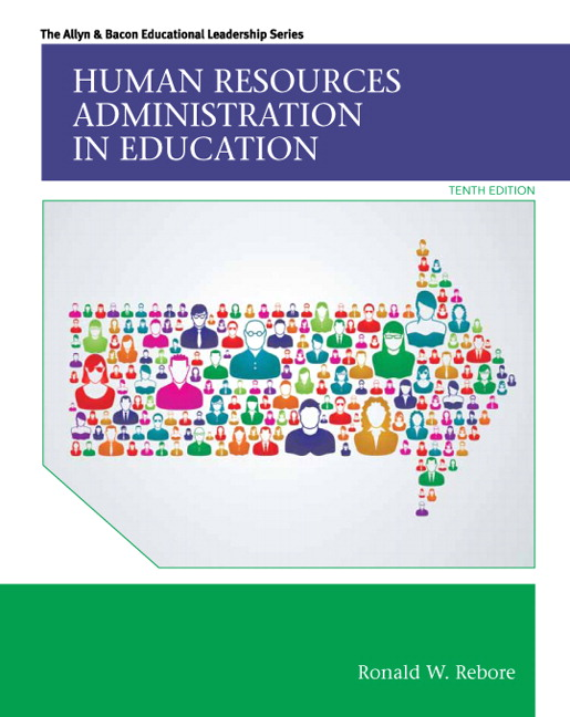Rebore human resources administration in education pearson human resources administration in education 10th edition fandeluxe Gallery