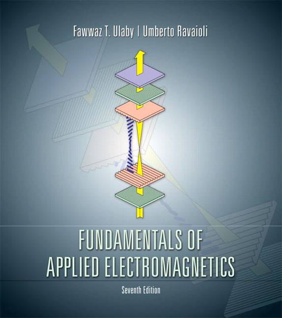 Fundamentals of Applied Electromagnetics, 7th Edition