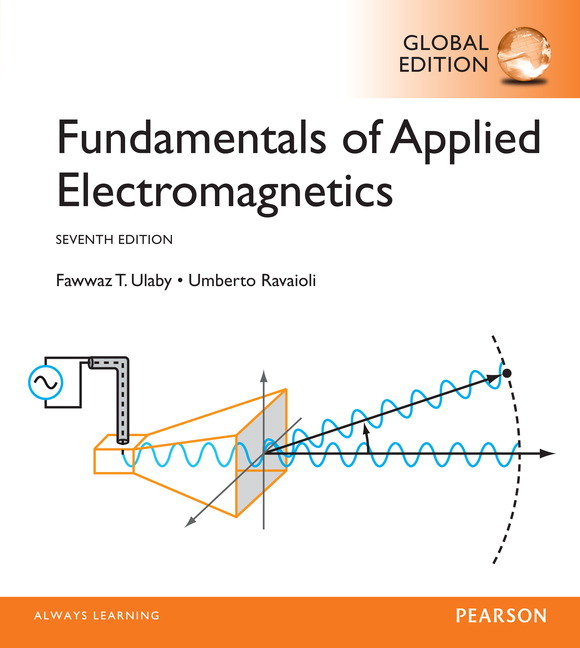 Fundamentals of Applied Electromagnetics (Subscription)