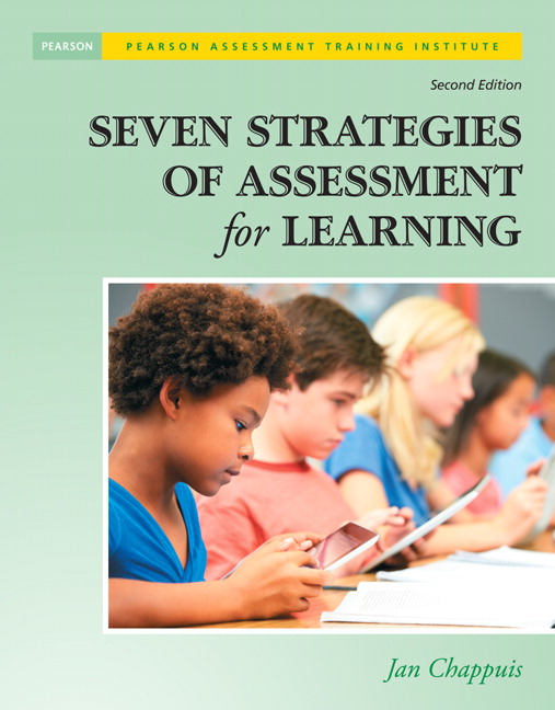 Seven Strategies of Assessment for Learning, 2nd Edition