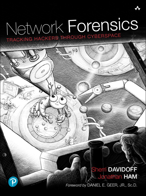 PowerPoint for Network Forensics: Tracking Hackers through Cyberspace