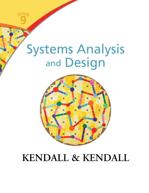 Kendall kendall systems analysis and design 9th edition pearson book cover fandeluxe Images