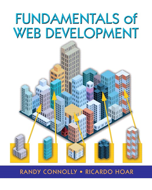 Connolly Hoar Fundamentals Of Web Development 2nd Edition Pearson