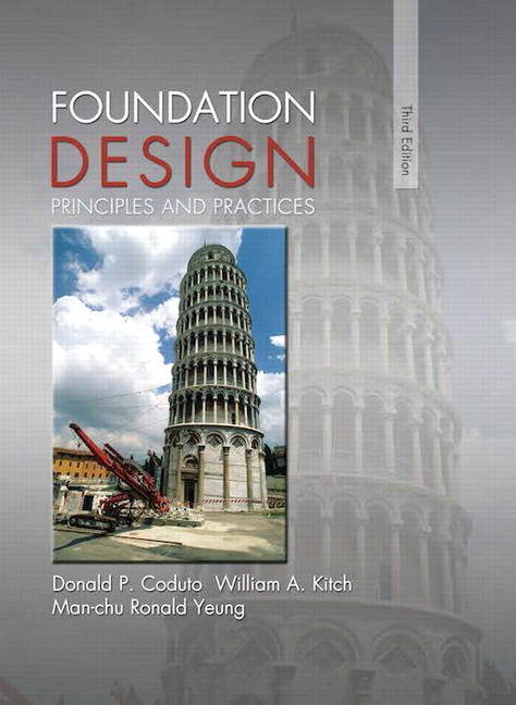 Coduto, Kitch & Yeung, Excel files for Foundation Design: Principles