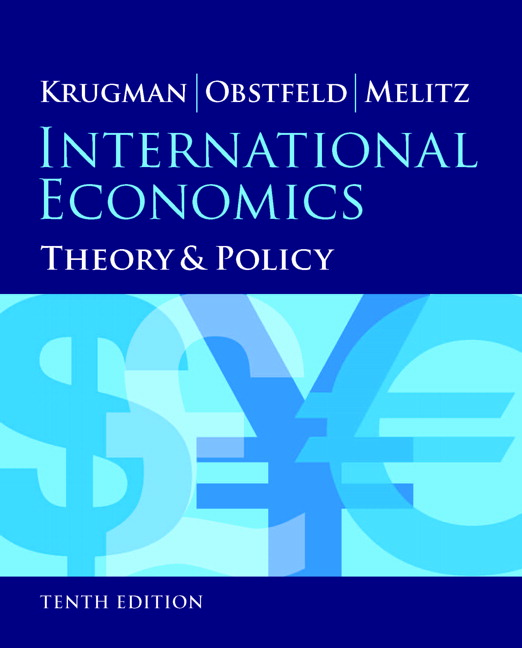 PowerPoint Presentation (Download only) for International Economics: Theory and Policy