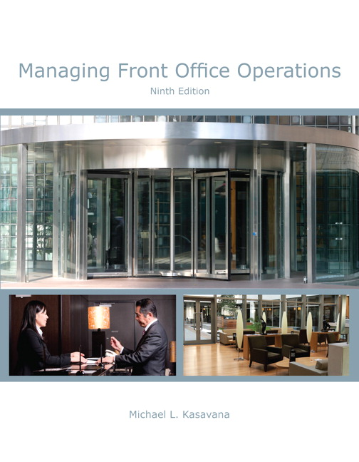 Kasavana American Hotel Lodging Association Managing