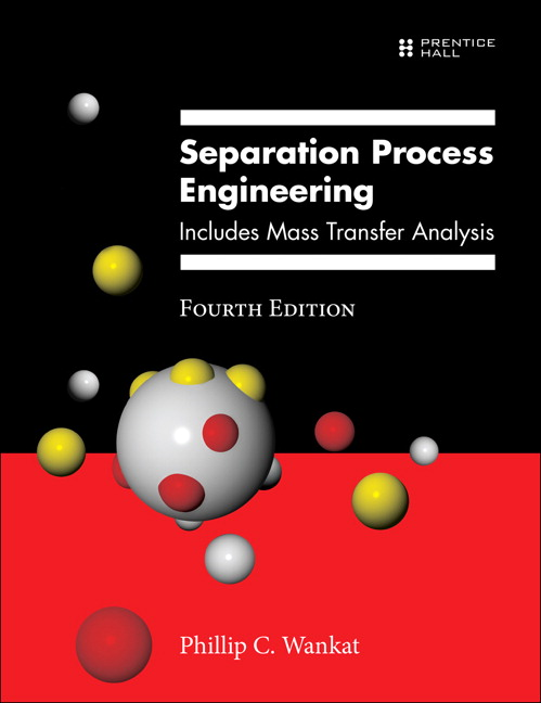 Instructor's Manual for Separation Process Engineering: Includes Mass Transfer Analysis