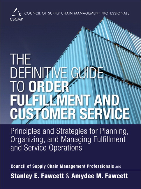 CSCMP, Fawcett & Fawcett, Definitive Guide to Order