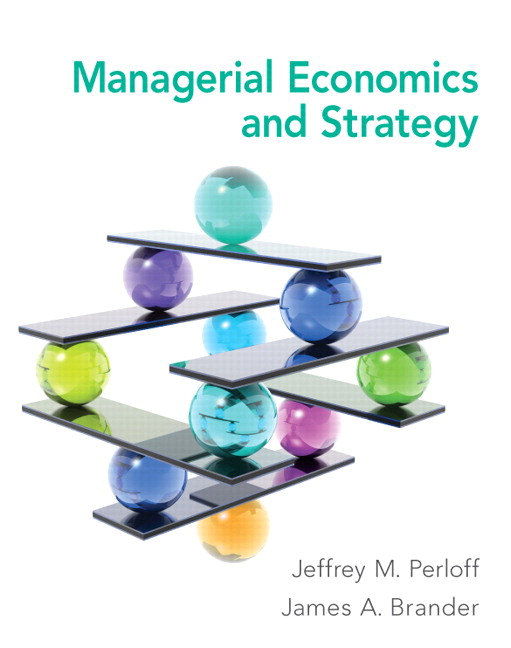 Managerial Economics and Strategy Plus NEW MyLab Economics with Pearson eText  Package