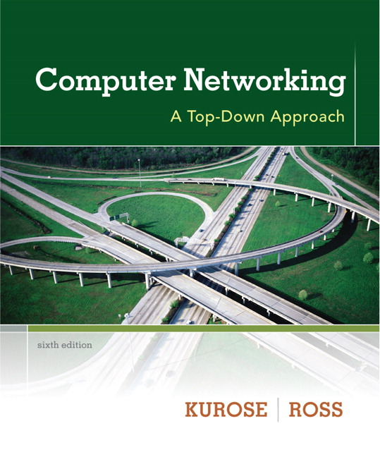 Computer Networking: A Top-Down Approach (Subscription)
