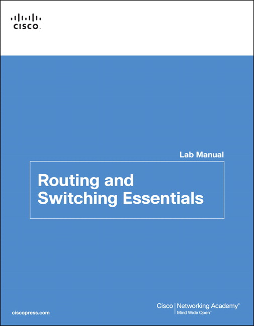 route instructor lab manual