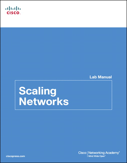 scaling networks lab manual instructor version