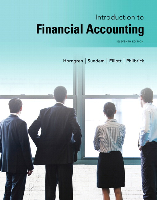 Horngren sundem elliott philbrick introduction to financial introduction to financial accounting plus new mylab accounting with pearson etext access card package 11th edition fandeluxe Images