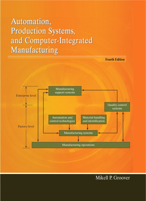 Groover, Automation, Production Systems, and Computer