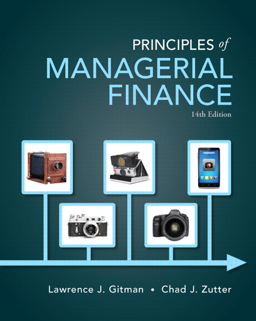 principles of managerial finance Buy principles of managerial finance with myfinancelab: global edition 13 by  lawrence j gitman (isbn: 9780273754367) from amazon's book store.