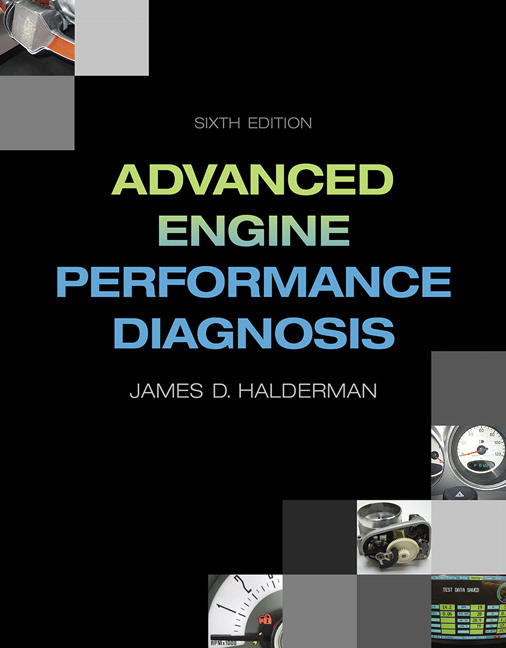 Advanced Engine Performance Diagnosis, 6th Edition