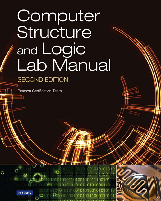 Prowse  Computer Structure And Logic Lab Manual  2nd