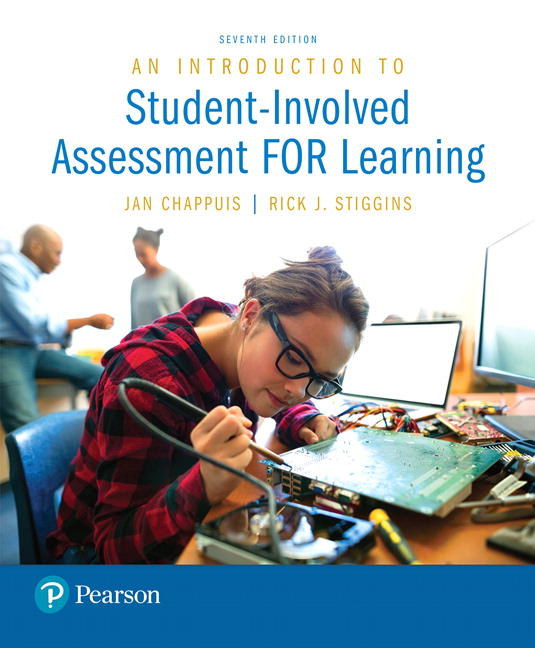 Introduction to Student-Involved Assessment FOR Learning, An (Subscription)