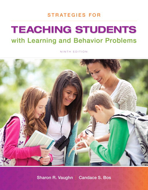 methods for teaching students with learning Knowing which teaching methods for students with learning disabilities are  appropriate to use varies as much as the individual students themselves  learning.