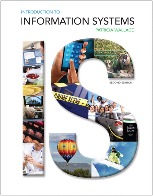 Wallace introduction to information systems 2nd edition pearson introduction to information systems 2nd edition fandeluxe Choice Image