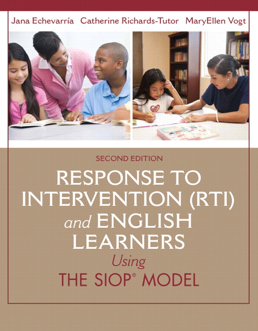 Response to intervention research paper