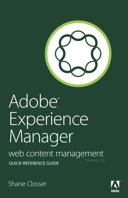 adobe experience manager quick reference guide web content management pdf