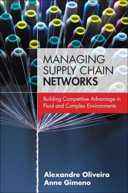 complex supply chain networks and supply With globalization has come the realization that supply chains have become very  complex very fast as with many other concepts which involve.