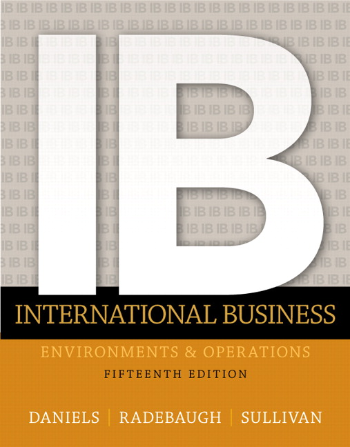 Daniels radebaugh sullivan international business 16th edition international business plus 2014 mylab management with pearson etext access card package 15th edition fandeluxe Image collections